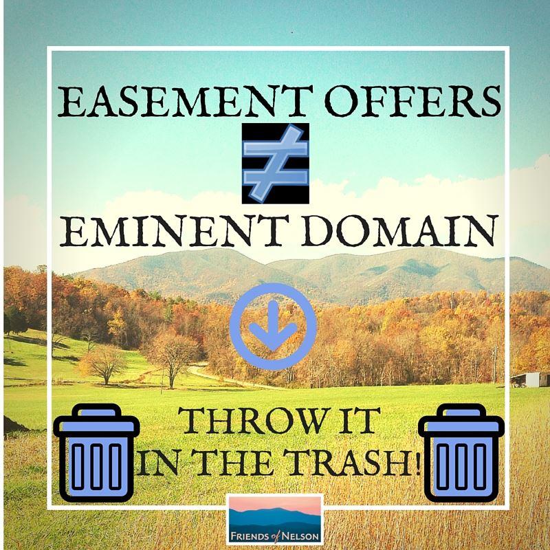 easement-offers