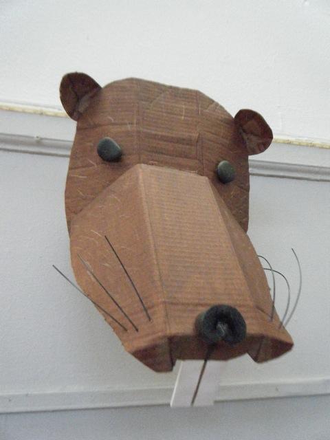 beaver-mask